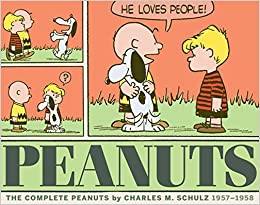 The Complete Peanuts 1957-1958 Edition (Vol. 4) (The Complete Peanuts) by Charles M. Schulz (2015-10-26)