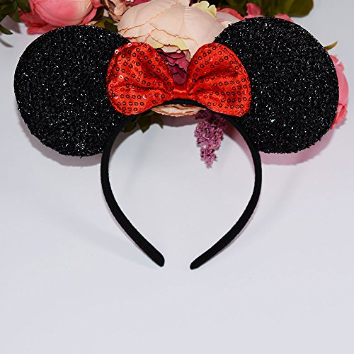 Mouse Ears Mouse Ears For Women - 1pc Lovely Girls Bows Knot Mouse Ears Baby Hair Accessories Headband Kids Boys Birthday Party Christmas Hairbands - Girl Mouse Ears (6) First Sunday After Christmas Prayer