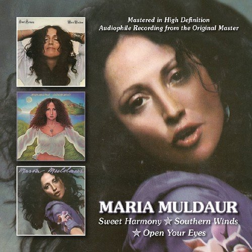 Maria Japan - Sweet Harmony/Southern Winds/Open Your Eyes/Maria Muldaur