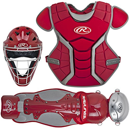 Rawlings Sporting Goods Renegade Series Catcher Set (Ages 12-15), ()