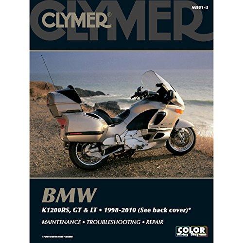 Clymer BMW K1200RS, K1200GT & K1200LT (1998-2010) (53200) by Clymer (Image #1)