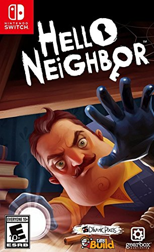 Hello Neighbor - Nintendo