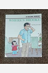Where's Brooke? (Rookie Readers) Paperback