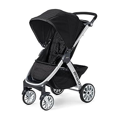 Chicco Bravo Trio Stroller Travel System, Ombra (07079104500070)