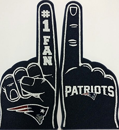 NFL New England Patriots Foam Finger Nfl Foam