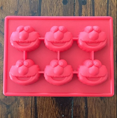sesame street chocolate molds - 4