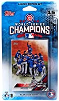 Chicago Cubs 2016 Topps Baseball World Series Champions Limited Edition Set