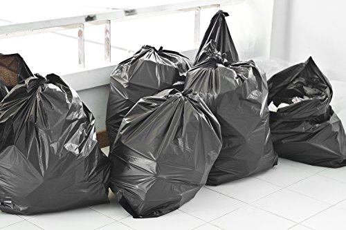 [해외]탑백 휴지통, 55 갤런, 50 카운트, 개별 접힘, 쉽게 분배 됨/TopBag Trash Bags, 55 Gallon, 50 Count, Individually Folded, Easily Dispensed