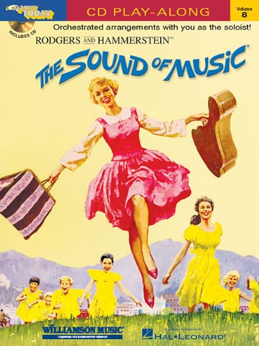 Download The Sound of Music: E-Z Play Today CD Play-Along Volume 8 pdf epub