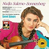 Nadja Salerno-Sonnenberg - Mendelssohn, Saint-Sa??ns, Massenet