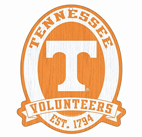 (TENNESSEE Volunteers Wood Street Sign 11
