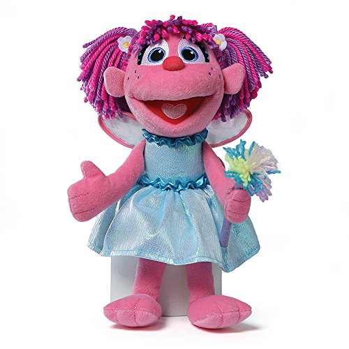 Sesame Street Everyday from Gund Abby Cadabby 12