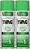 Ting Athlete's Foot and Jock Itch Anti-Fungal Spray Powder, 2 pk