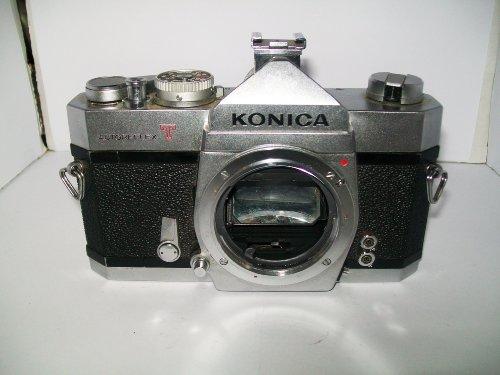 Konica Auto Reflex T 35mm SLR Camera (Konica Digital Slr)