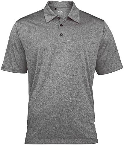 adidas Climalite Brezo Camisa de Polo de, Hombre, Color Cobalt ...