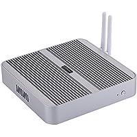 IHANSUN BM01 FANLESS Mini PC 8GRAM 240G SSD Windows10 Linux Intel Core i3-6100U、I3 6006U WiFi
