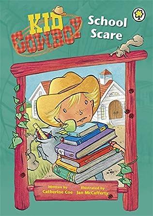 book cover of School Scare