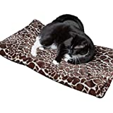 Image of Thermal Warming Pad for Dogs and Cats - XL Couch Protecting Pet Bed- Machine Washable
