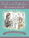 Pride and Prejudice Coloring Book: Color Your Favorite Jane Austen Scenes