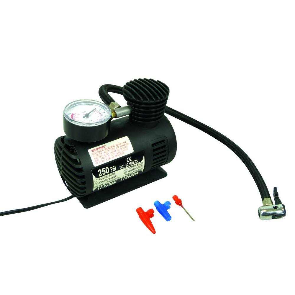 Carpoint 0623218 Mini-Compresseur dair