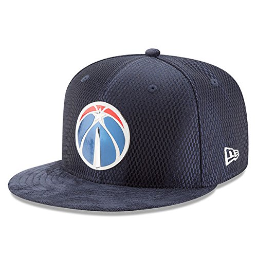 (New Era Washington Wizards 2017 NBA Draft Official On Court Collection 59FIFTY Fitted Hat -Navy (7 1/4))