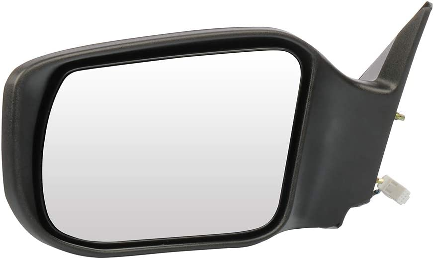 SCITOO Driver Left Side Mirror Flat Side View Mirror Fits for 2013 for Nissan ALTIMA2.5 Power Control Non-Folding 963023TH0A-PFM NI1320223