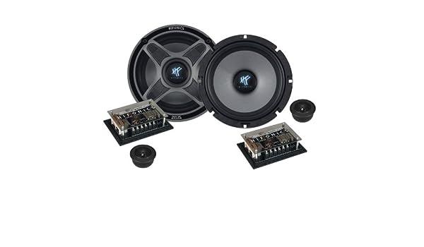 Hifonics Zeus Zsi 62 c Car HiFi Speaker Set 6 5 inch 500W AD