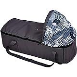 LLZJ Baby Crib Portable Folding Travel Infant Cots Sleeping...