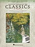 Hal Leonard Piano Repertoire Series-Journey Through the Classics Book 2 Late Elementary