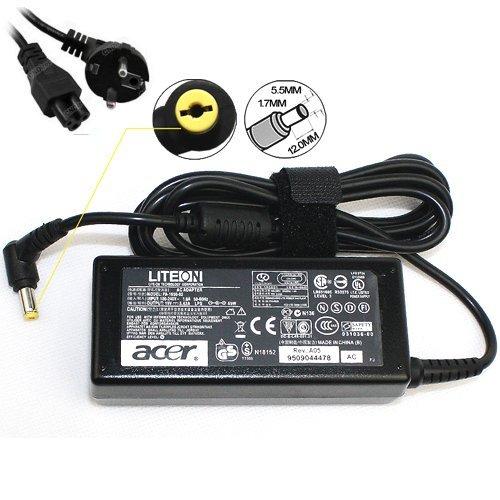65 W Original fuente de alimentación para Acer aspirar 5253 ...