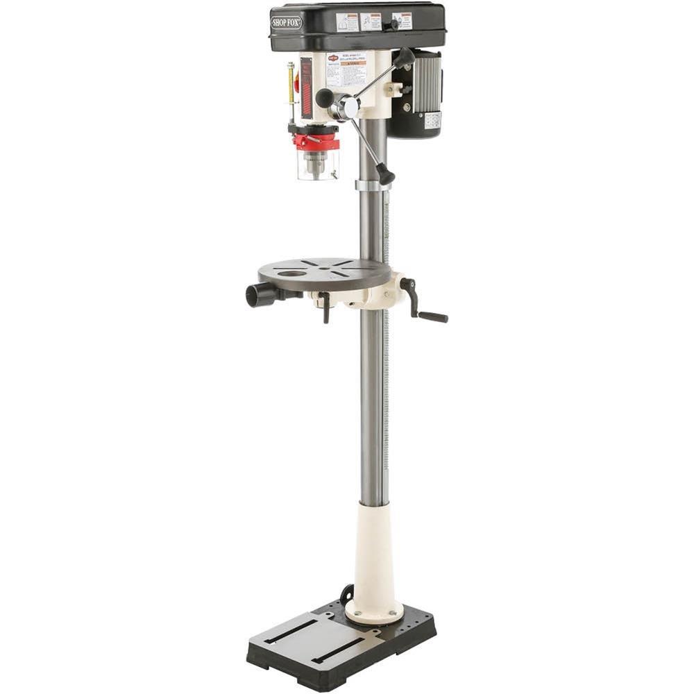 Shop Fox W1848 Oscillating Floor Drill Press by Shop Fox