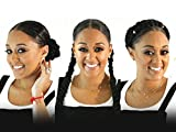 Tia Mowry's Holiday Hair - 3 Braided Hairstyles