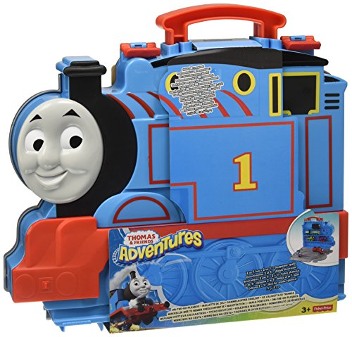 - Thomas and Friends Fisher-Price Adventures Playbox Carry Case