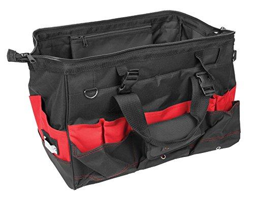 (Performance Tool W88986 18-Inch 36 Pocket Tool Bag, 18