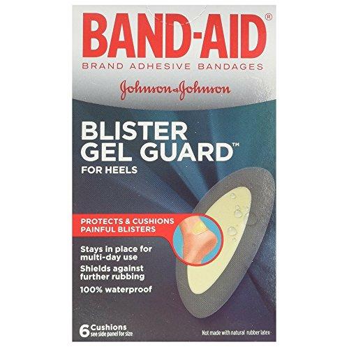 BAND-AID Advanced Healing Bandages Blister 6 ea (Pack of 2) (Band Aid Advanced Healing Blister Cushions)