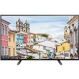 """Smart TV LED 40"""" Full HD, Panasonic TC-40D400B, Preta"""
