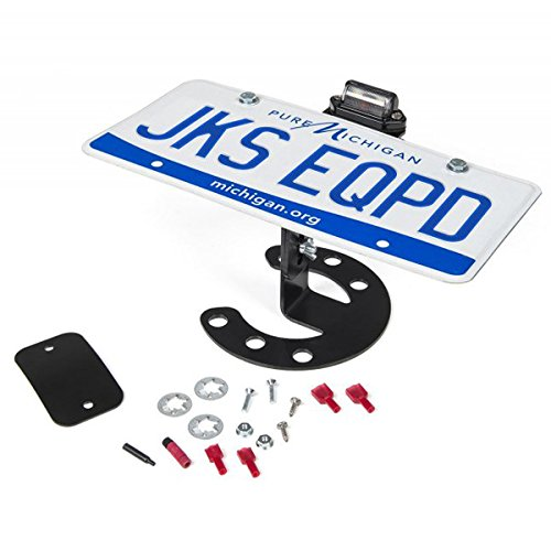 JKS 8211 Spare Tire Plate Mount ()