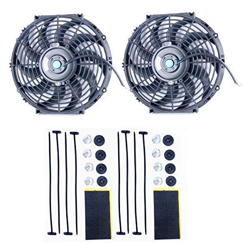 universal radiator fan - 5