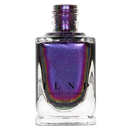 ILNP Peace - Blue, Purple, Fuschia, Pink, Gold Color Shifting Ultra Chrome Nail Polish