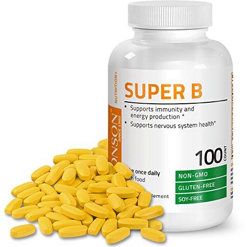 Pharex vitamin b complex