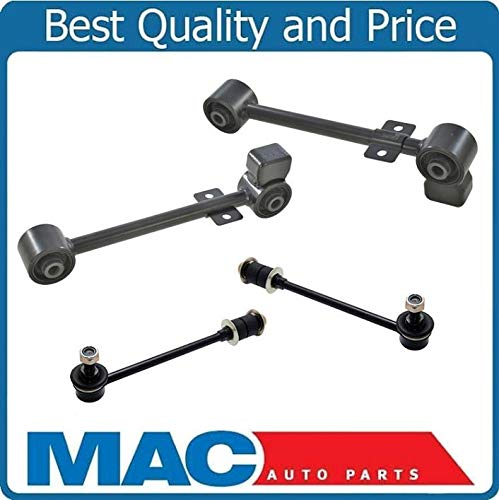 Rear Upper Control Trailing Arms & Sway Bar Links for Nissan Pathfinder ()