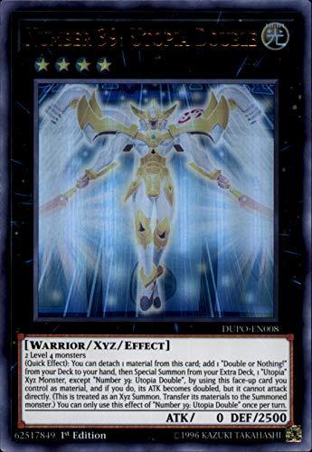 yugioh cards number 39 utopia - 4