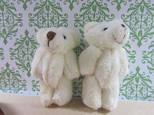 - 6 Little Furry Teddy Bear 3.5