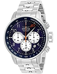 Men's 'S1 Rally' Quartz Stainless Steel Casual Watch, Color:Silver-Toned (Model: 23080)