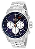 Invicta Men's 'S1 Rally' Quartz Stainless Steel Casual Watch,...