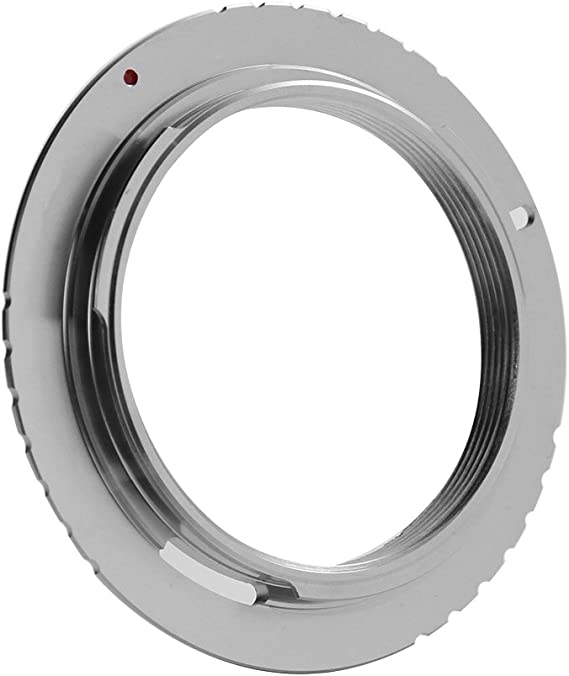 FOTGA Lens Mount Adapter for M42 Mount Lens to Pentax PK K Mount Camera K-S2 K-1 K-3II K-70 K-P