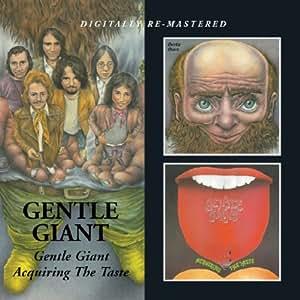 Gentle Giant -  Gentle Giant/Acquiring The Taste