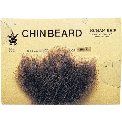 Human Hair Chin Beard Goatee