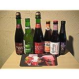ベルギー産 フルーツビール6本詰め合わせオリジナルセット