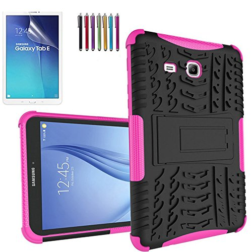 Cheap Cases GoldCherry Galaxy Tab E T560 Case, Heavy Duty Rugged Full Body Protective..